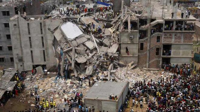 Trial begins in faulty construction of Rana Plaza building