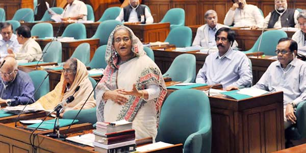 AL continues to lead Bangladesh for development, says Hasina