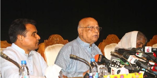 Budget ambitious, says Muhith